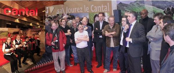 Invitation à la Soirée Cantal