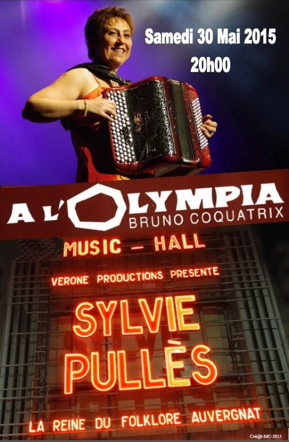 2ème Olympia de Sylvie