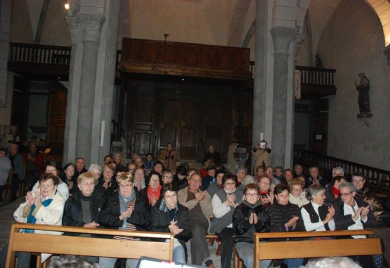 Concert à Mur-de-Barrez