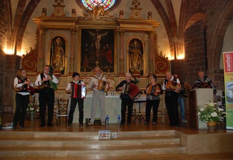Concert à Marcillac-Vallon