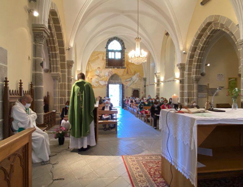 Messe à BADAILHAC