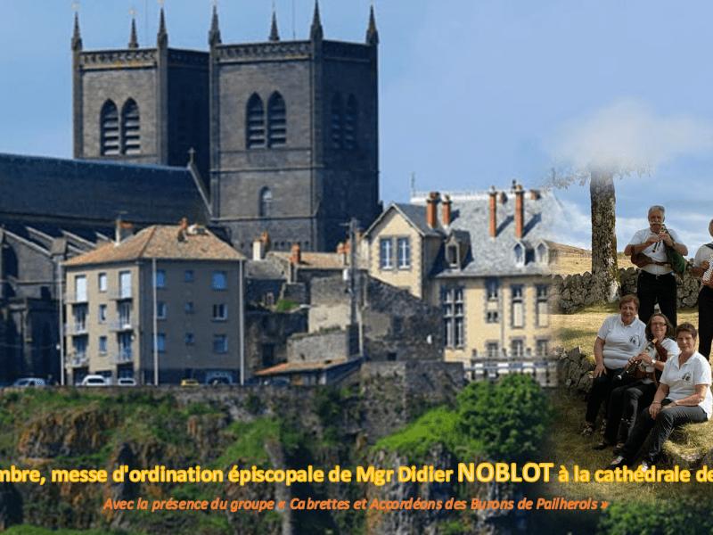 (Messe d'Ordination) Cathédrale Saint Flour