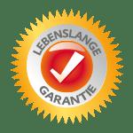 carboluxe-siegel-lebenslange-garantie