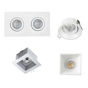 Ojos de buey LED GU10