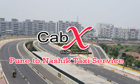 Pune to Nashik Taxi Service