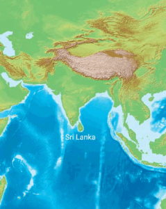 2017 0306 Sri Lanka map