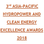 2018 1229 Hydropower and Clean Energy Award 200 x 200