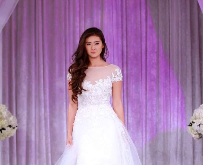 More beautiful gowns featured at Creme de la Creme Grand Wedding Showcase 2015.