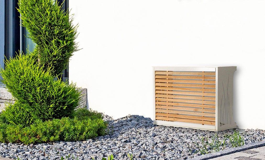De ce fait le cache climatiseur sadapte parfaitement à toutes les décorations extérieures et façades de maison. Acheter Un Cache Climatisation Exterieur Pas Cher Nos 8 Astuces Cache Climatisation Air3d