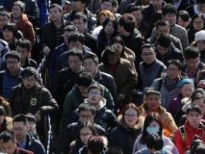 China superó los 1.360 millones de habitantes en 2014