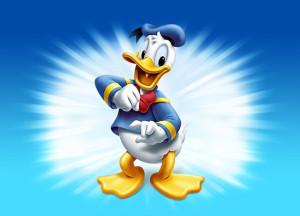 El famoso Pato Donald cumple hoy 80 años