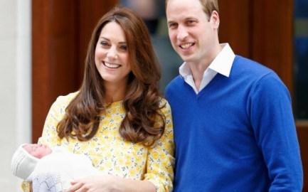 La nueva princesa de Inglaterra se llama Charlotte Elizabeth Diana