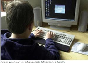 Facebook le paga 10.000 dólares a un niño de 10 años que 'hackeó' Instagram