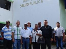 Delegacion de Paz Dominicana Y El Comite Nuevo Renacer