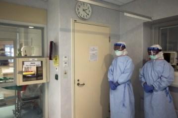 HONG KONG-HEALTH-EBOLA-WAFRICA-DRILL