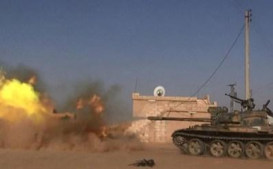 ISIS Ataque