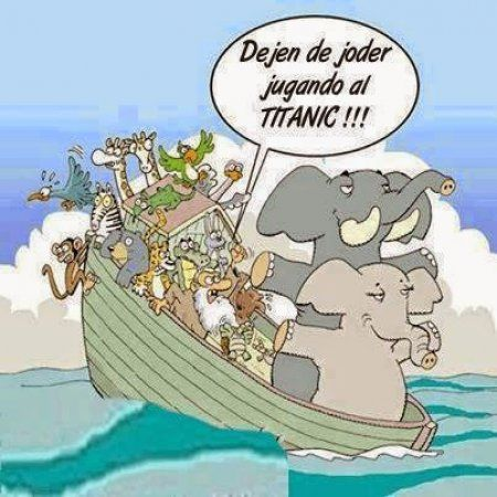 Por siempre titanic