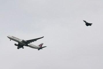 Britain Plane Emergency