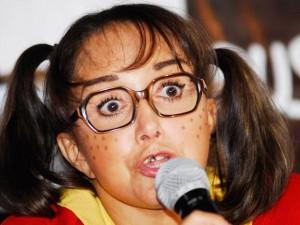 La actriz mexicana no toleró la parodia que realizó la productora Enchufe TV, famosa por sus videos de YouTube, de El Chavo del 8.