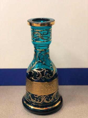 Base Egerman Bell Blue Gold
