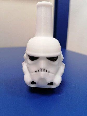 Boquilla 3D Wars