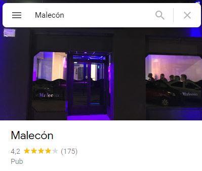 PUB MALECON