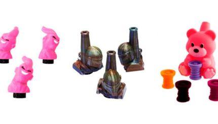 Boquillas 3D