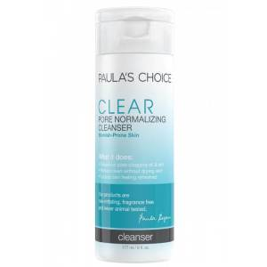 Sữa rửa mặt PAULA'S CHOICE CLEAR Pore Normalizing Cleanser 177 ml