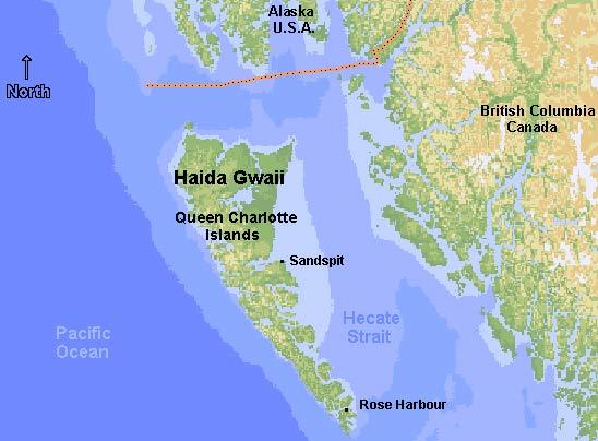 CackleTV: Haida Gwaii