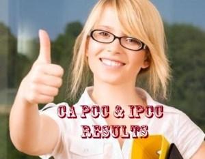 pcc ipcc results