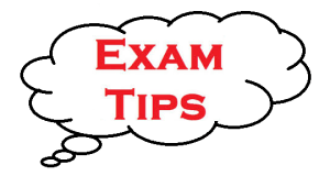 ca fnal exam tips