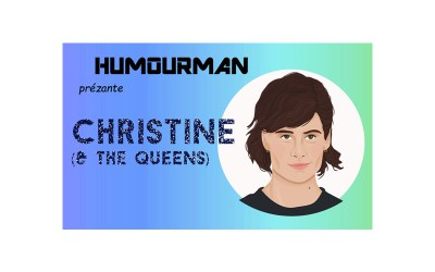 CHRIS(TINE & THE QUEENS)