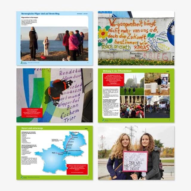 Ökumenischer Pilgerweg für Klimagerechtigkeit: Abschlussdokumentation