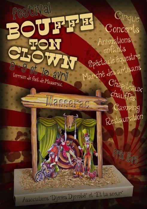Bouffe ton clown, sauce western