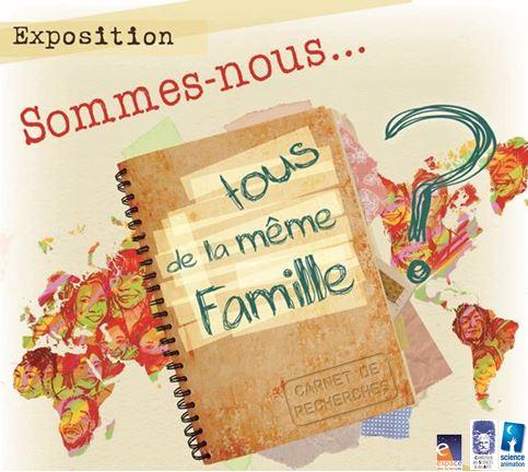 """Exposition """"Sommes-nous tous de la même famille ?"""" @ Maison Mégalithes et Landes"""
