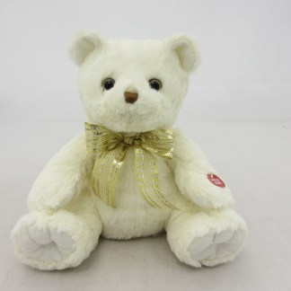 Jesus Loves Me Bear electronic plush toy