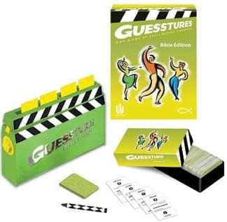 Guesstures Bible Edition Family game