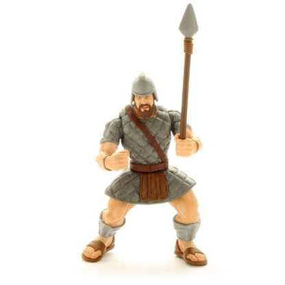 Goliath action figure bible toys and games