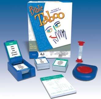 Bible board game Bible Taboo