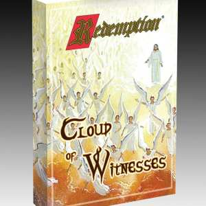 Redemption The Card Game Cloud of Witnesses starter