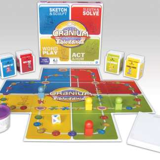 Cranium Bible board game