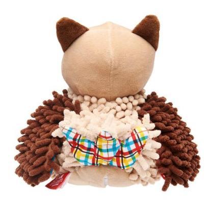 Wee Believers Olivia the Owl plush electronic singing christian toy plush