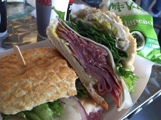 Sandwich Spot Palm Springs