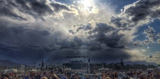 Stagecoach Festival is beautiful on a cloudy Indio Day