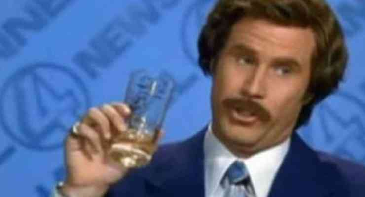There's a Will Ferrell-themed bar opening in Hollywood