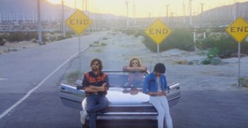 Justice's new music video features Palm Springs and a dancing Susan Sarandon