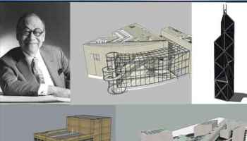 Download 10 Projects of Tadao Ando Architecture Sketchup 3D Models