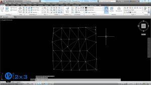 Como Hacer una Triangulación de Terreno con CivilCAD