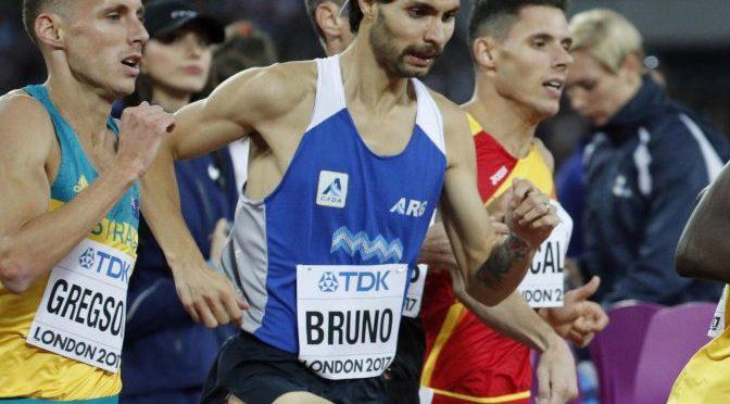 Federico Bruno participará en la San Silvestre