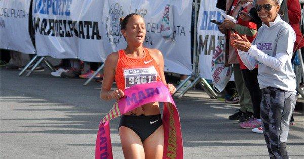 Florencia Borelli, cuarta en los 5.000 metros de Braga